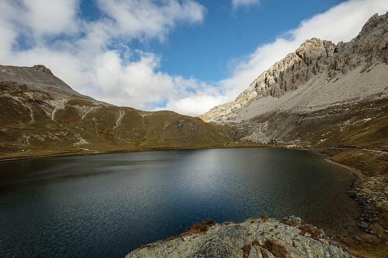 Il lago Superiore di Roburent