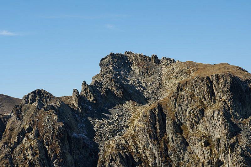 Monte Peiron dalla cima