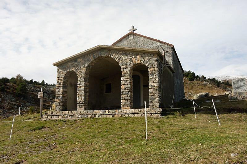 La cappella di San Giovanni al Pian della Colma