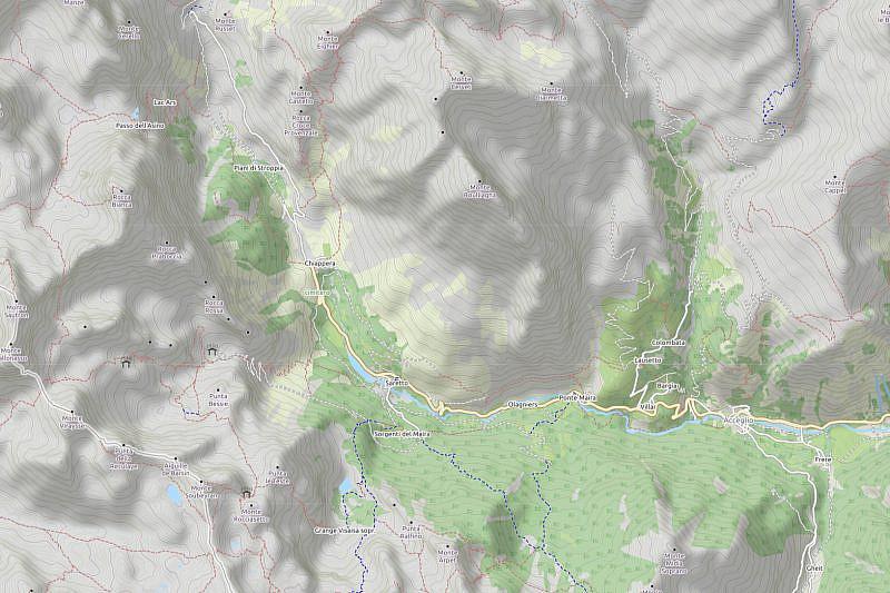 Corso pratico di cartografia escursionistica per l'outdoor