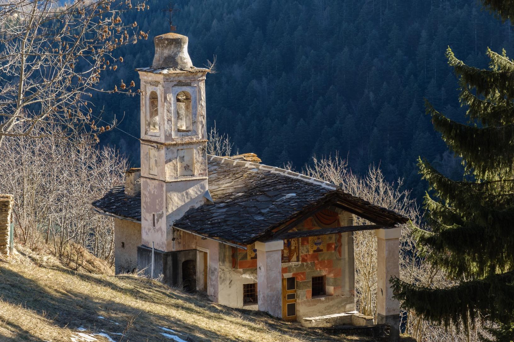 La cappella di San Magno