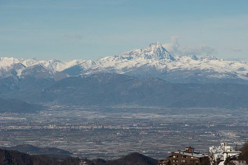 Cuneo nella pianura