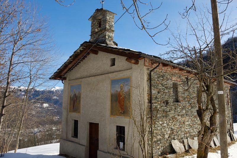 Cappella di san Bartolomeo e san Giovanni Battista
