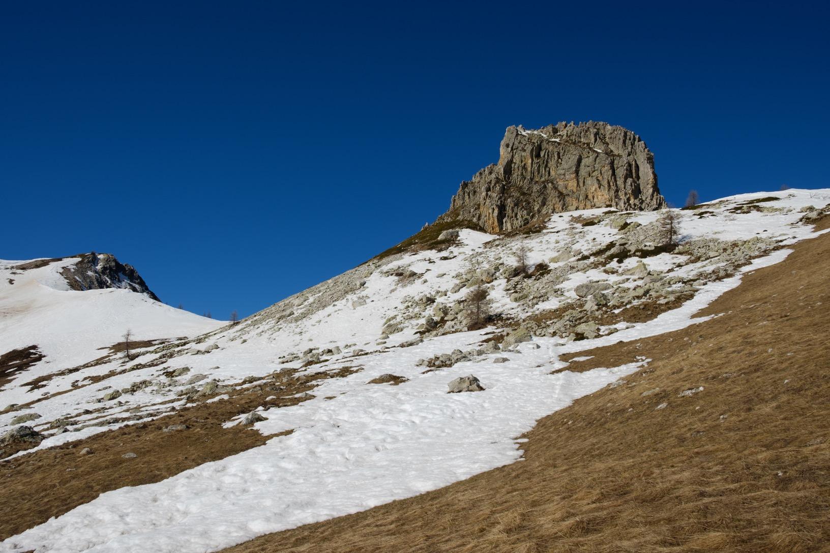 Il monte Piutas