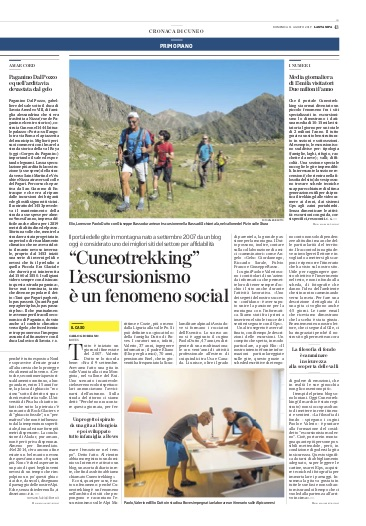 La Stampa 11-08-2019